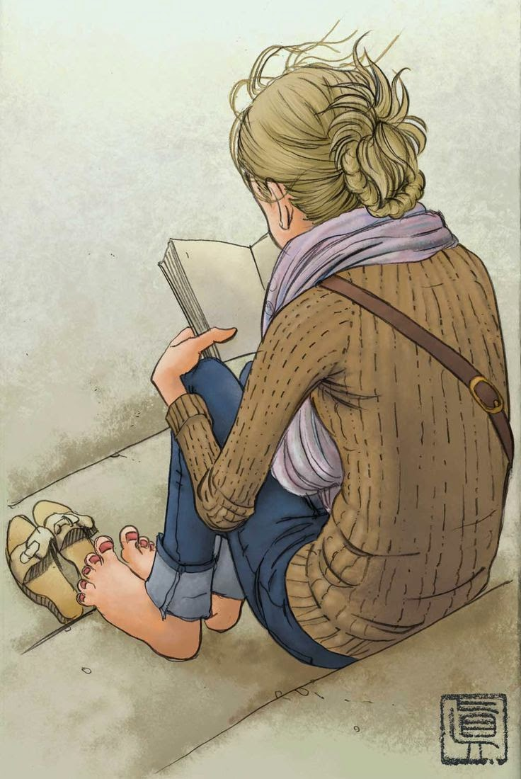 http://www.pinterest.com/docugenero/mujer-y-lectura-woman-reading/