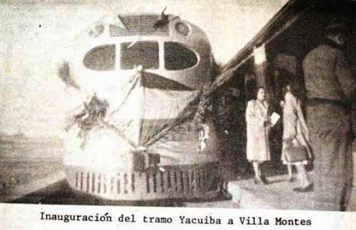 El ferrocarril de Yacuiba lucha contra el olvido