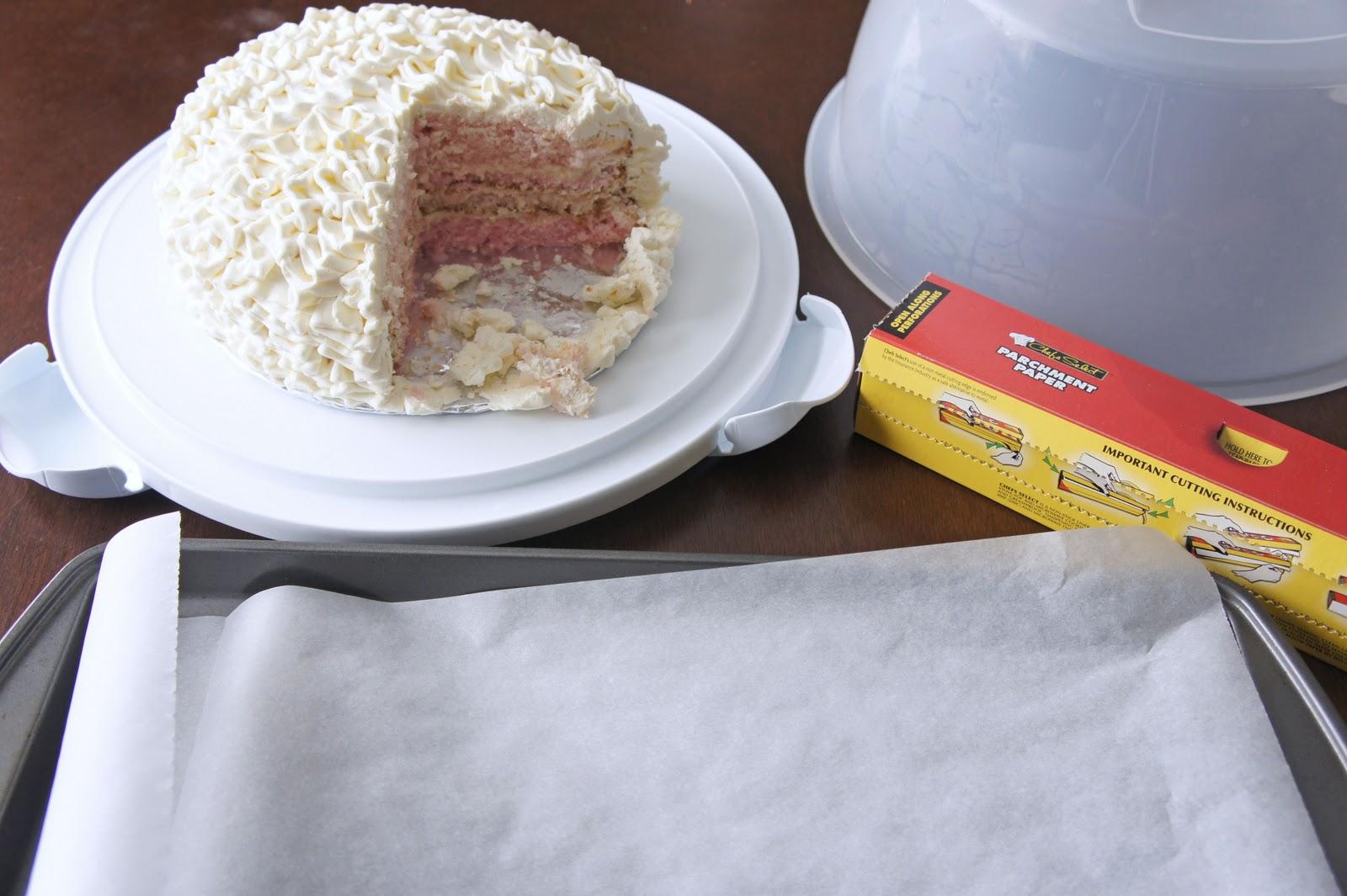 I D L E W I F E How To Freeze Birthday Cake