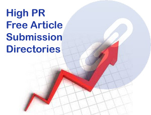 high page rank article submission sites