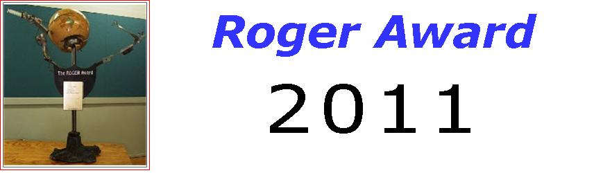 Roger 2011