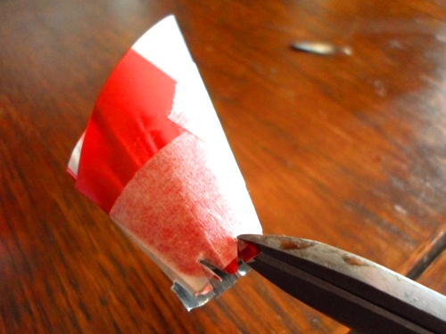 diy piping tip they are all of me diy disposable piping bags and tips from recycled materials