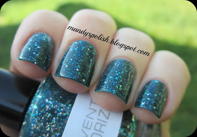 Nerdlacquer Event Horizon