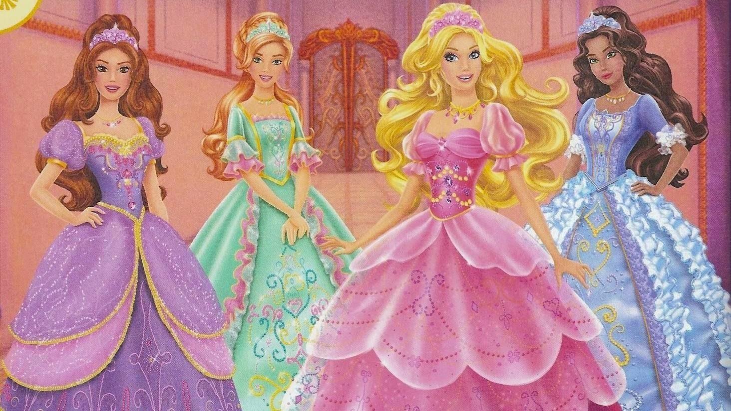 Films de barbie en francais princesses - Barbie et les mousquetaires ...