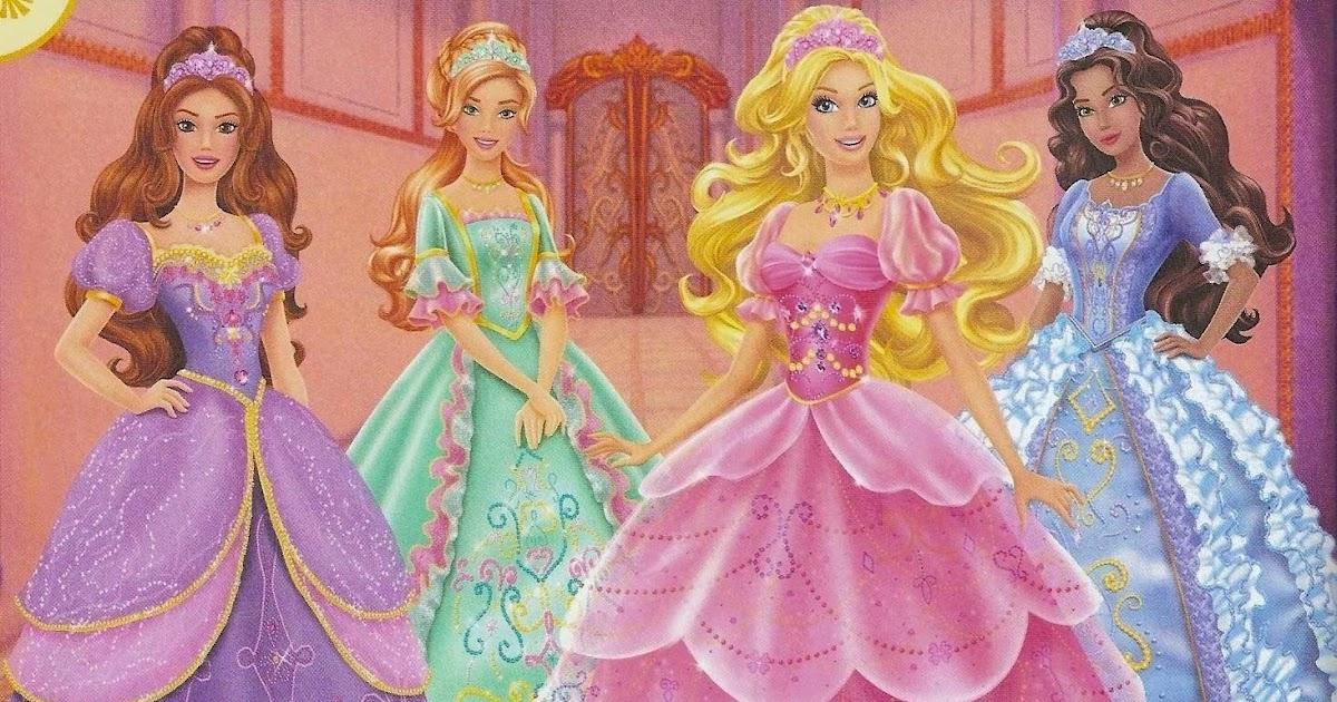 Regarder barbie et les trois mousquetaires 2009 films de barbie en francais princesses - Barbie et la porte secrete streaming ...