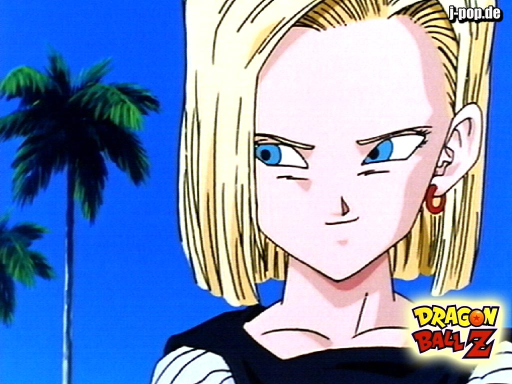 Dragon ball z wallpapers android 18 - Dragon ball zc 18 ...