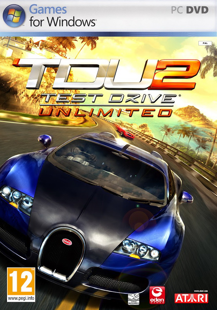 Test Drive Unlimited 2 [Updated 5] (2011/RUS) Repack By R.G. Catalyst