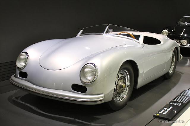Porsche 356 America Roadster, 1953 г.
