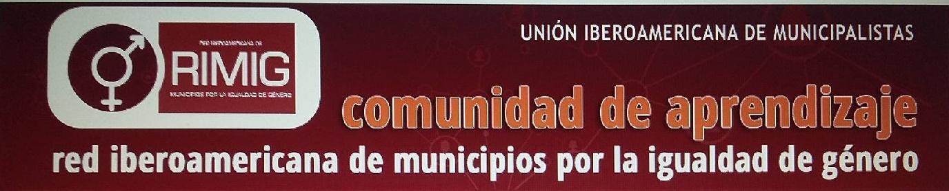 Red Iberoamericana de Municipios por la Igualdad de Género