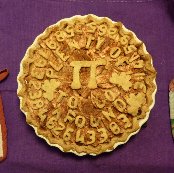 Pi Day Pie - Plenty of Pi to go around