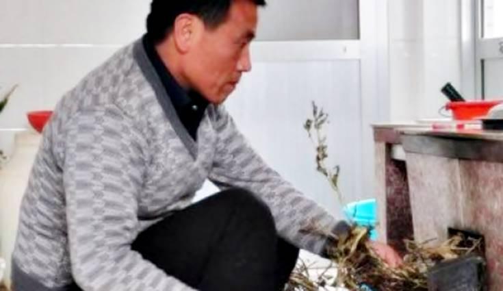 Satpam dermawan Ma Yong