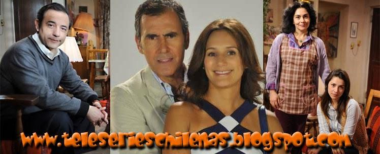 Teleseries chilenas la ochentera noche de canal 13 for Cancion secretos en el jardin