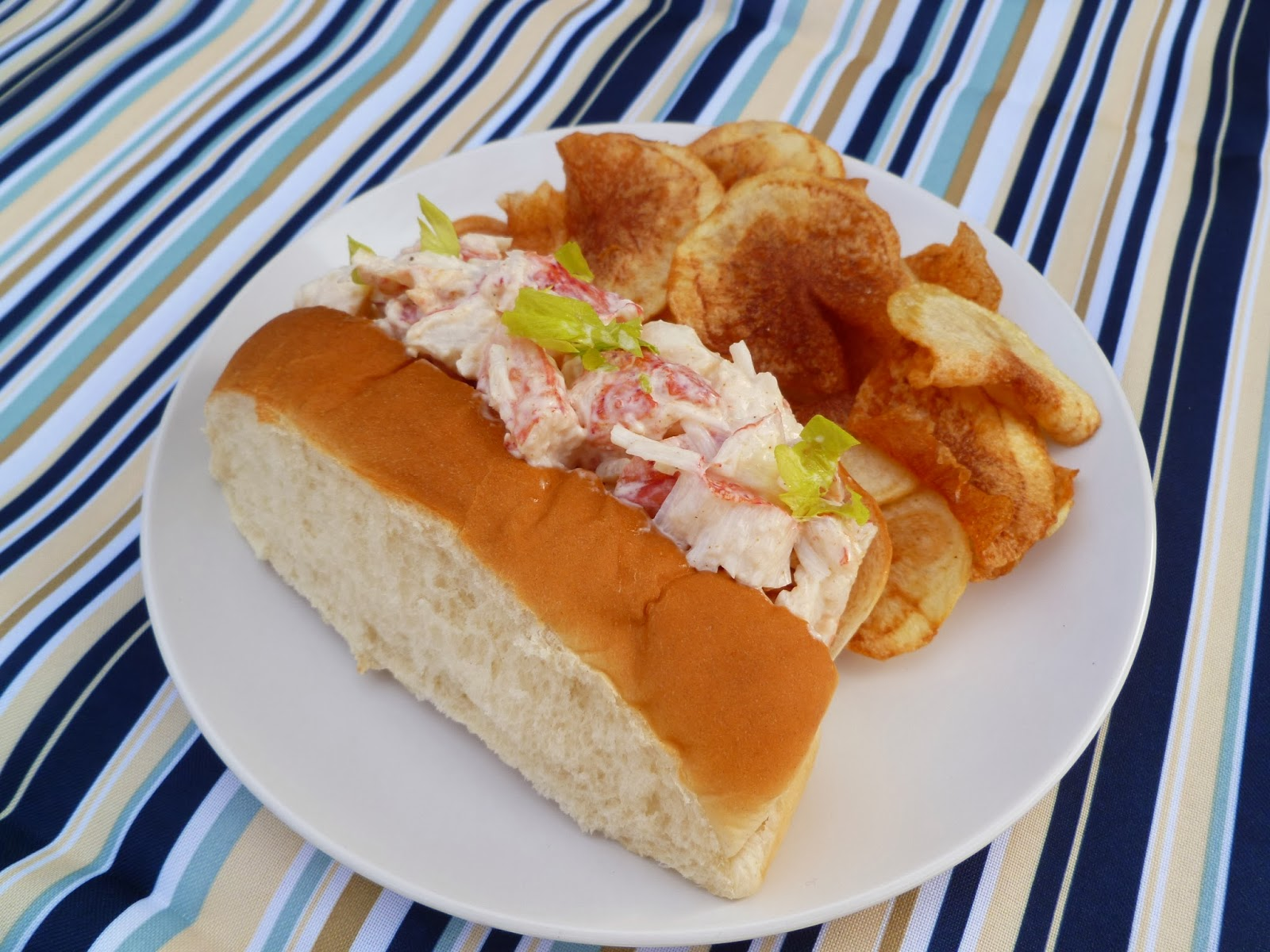 Lobster Roll Just One Cookbook | Lobster House