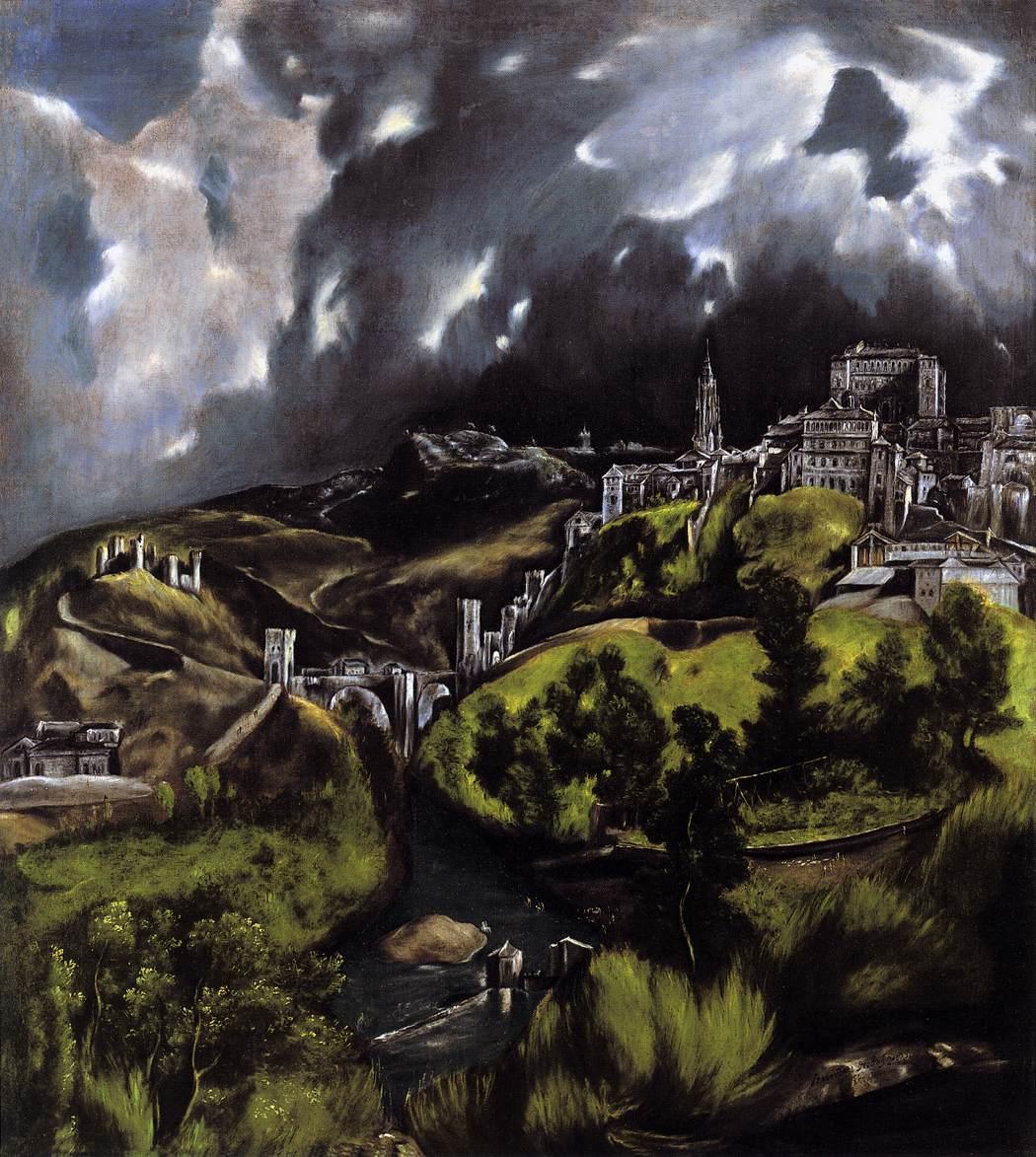 Το Τολέδο του El Greco