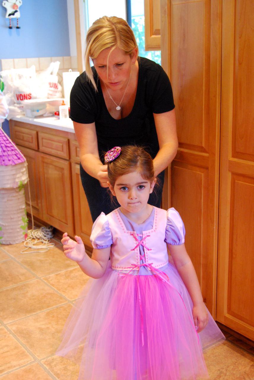 Rapunzel's Dress