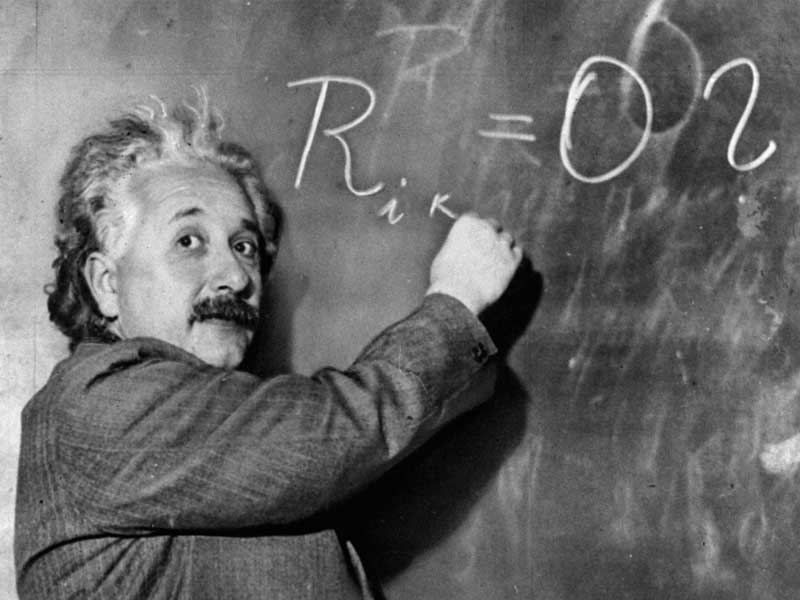 10 Famous Geniuses And Their Work - Albert Einstein