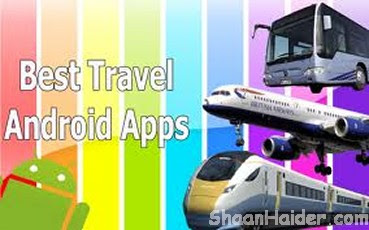 Top 7 Travel Apps For Android Phones