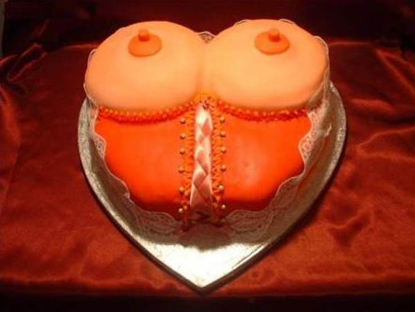 Birthday Cake Pictures For A Man : Funny 40th Birthday Cakes For Men