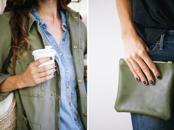 Jesenski modni trend: navtično modri nohti