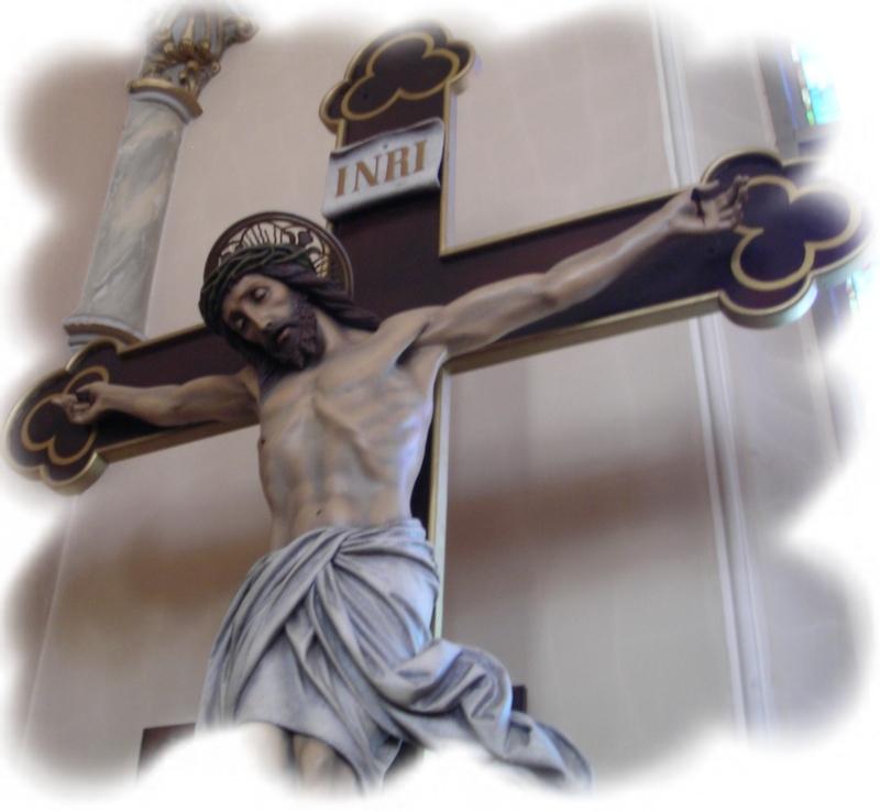 Esaltazione della Santa Croce dans immagini sacre crucifix800framed