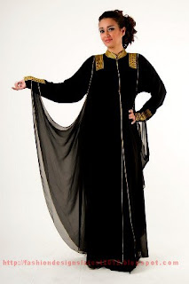 Embroidered-Abaya
