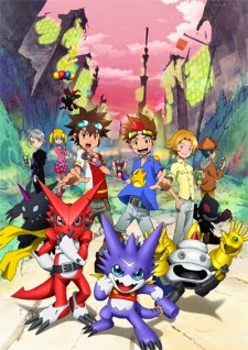 Digimon Adventure Ss7 | Digimon Xros Wars: Toki Wo Kakeru Shounen Hunter-tachi - Thế Giới Digimon Ss7 2012 Poster