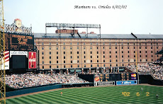 Oriole Park at Camden Yards- Baltimore, Maryland
