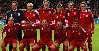 Denmark Squad World Cup