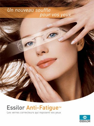 Essilor offers Crizal Anti Fatigue Lens