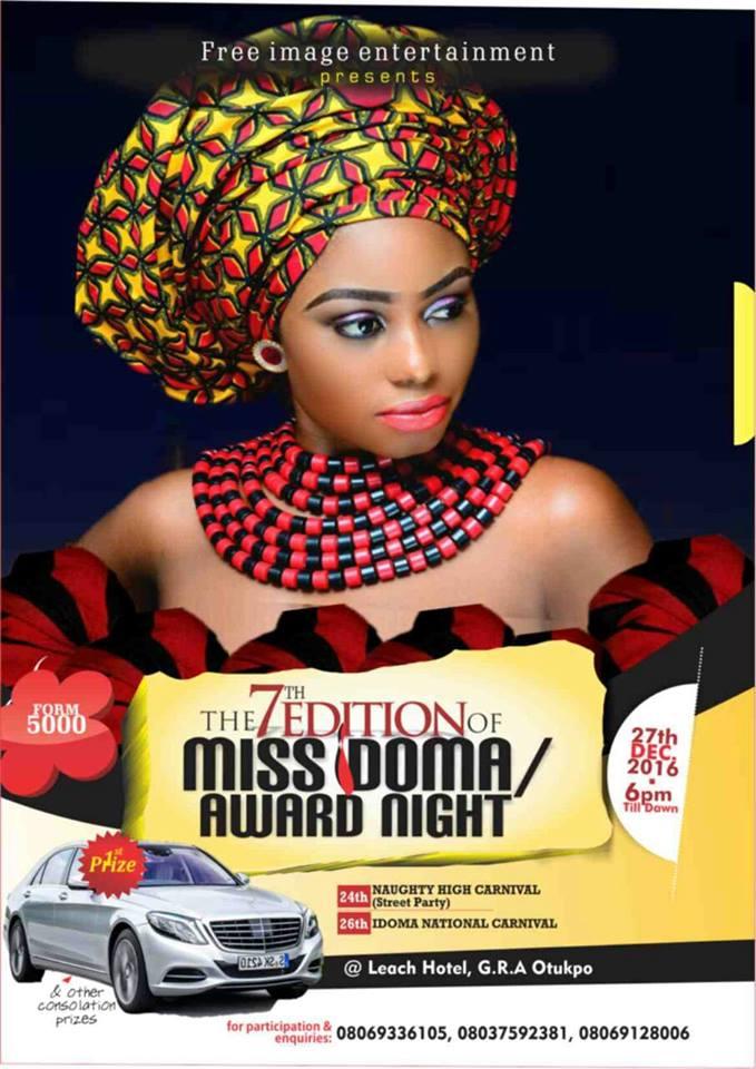 MISS IDOMA 2016