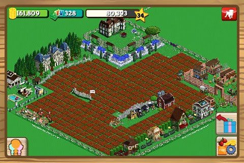 farmville game free  for blackberry