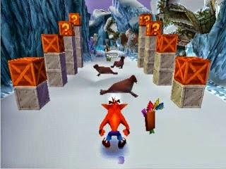 Crash Bandicoot Collection 1, 2, 3 PS1