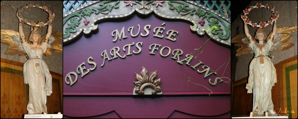 musée fête foraine paris