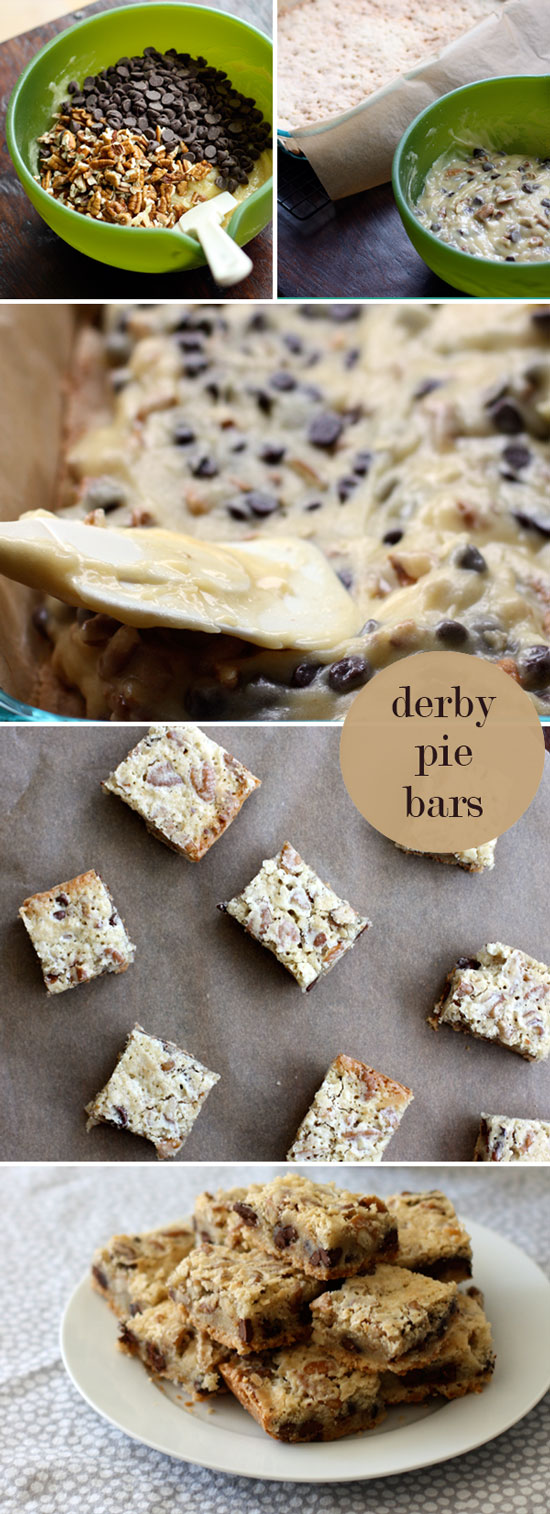 recipe derby pie bars