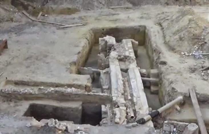 Αρχαιολόγοι έφεραν στο «φως» υδραγωγείο στη Βάρνα