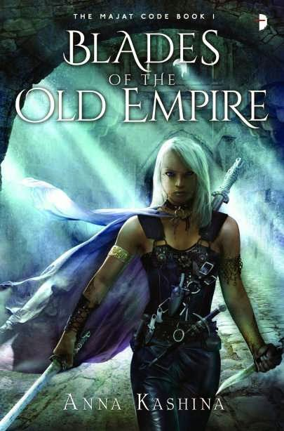 Blades of the Old Empire cover photo