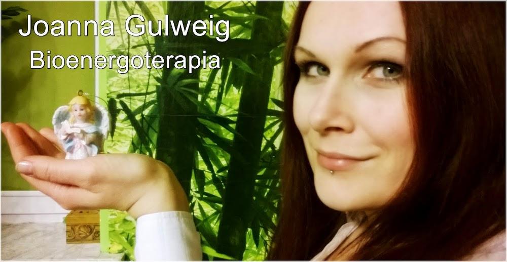 Joanna Gulweig  Bioenergoterapia
