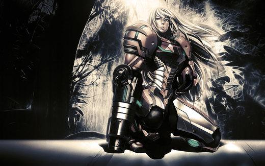 Metroid: Impression por his1nightmare