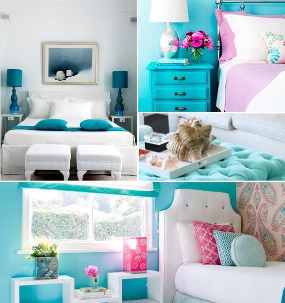 Pequenos Detalhes Inspiração Quartos Rosa e Azul ~ Quarto Rosa E Azul Tiffany