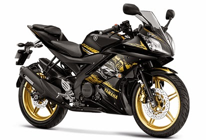Pilihan Warna Dan Harga Resmi Yamaha YZF-R15 Terbaru 2014
