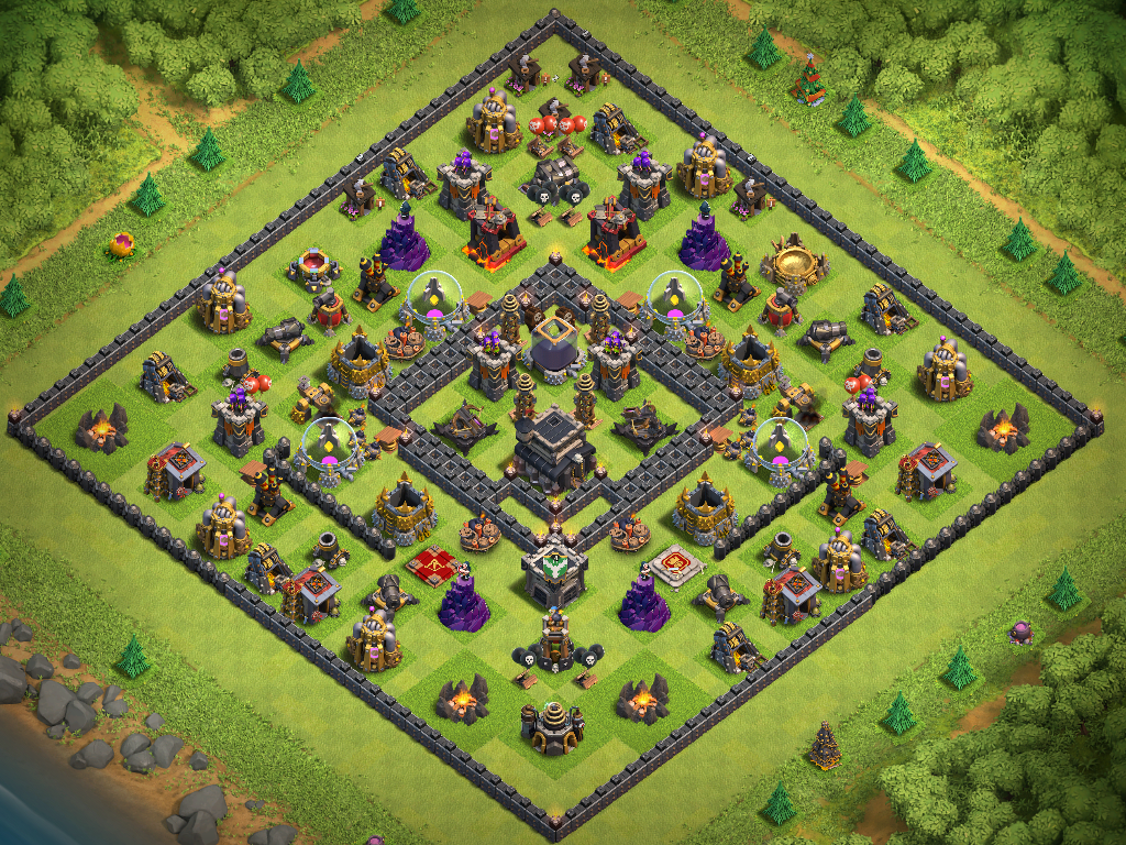 base design th9 th10 the raven v3 0
