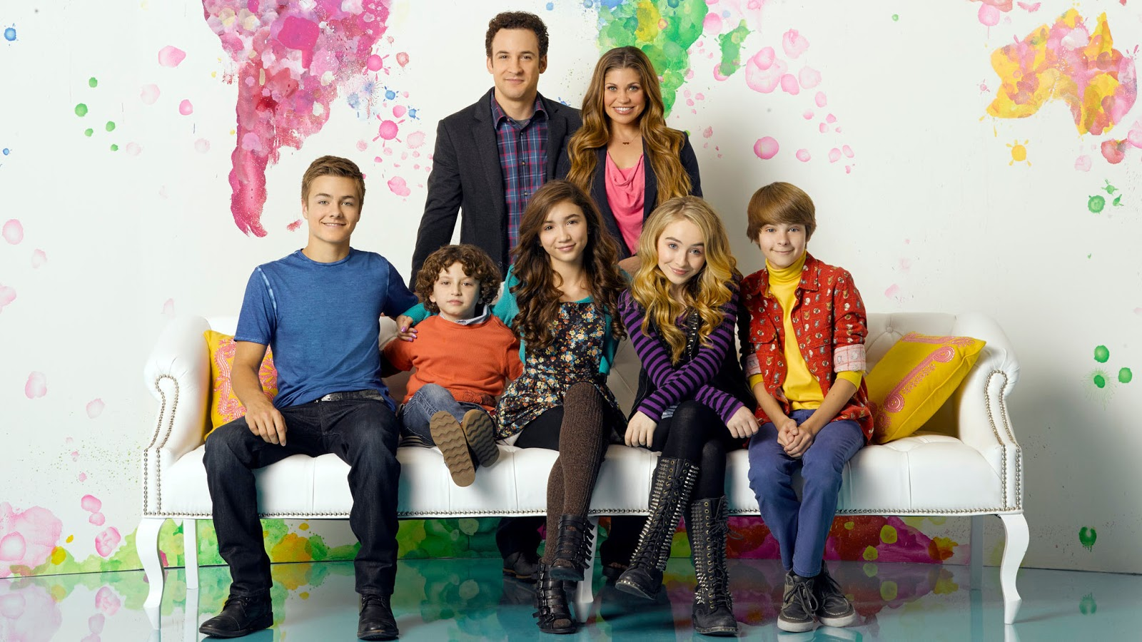 Girl Meets World - Episode 1.01 - Pilot - Promotional Photos and Synopsis