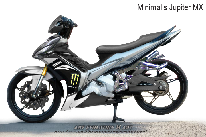 Foto Modifikasi Motor Jupiter Mx 2007