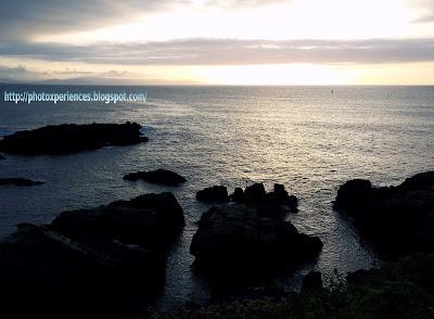 Rugged coastline - Costa accidentada
