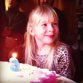 Happy 6th Katharina!