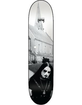 CREATURE skateboard Peter Beste NATTEFROST