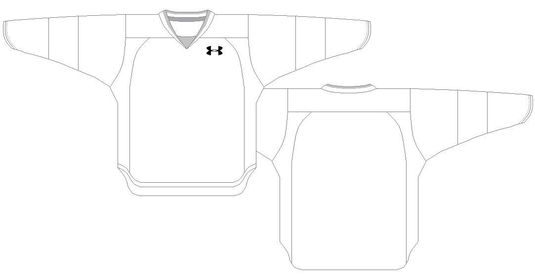 Under Armour Football Uniform Template Equipment templates by mattUnder Armour Football Uniform Template