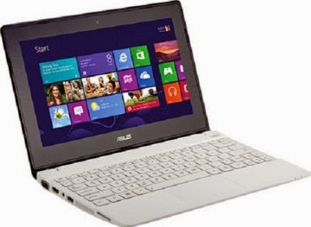 Asus X102BA-DF039H Touchscreen Laptop