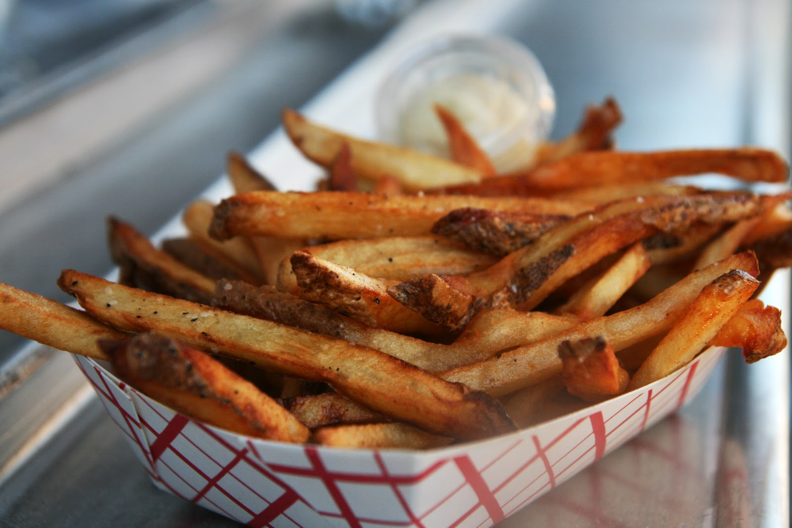 how to blanch fresh cut fries