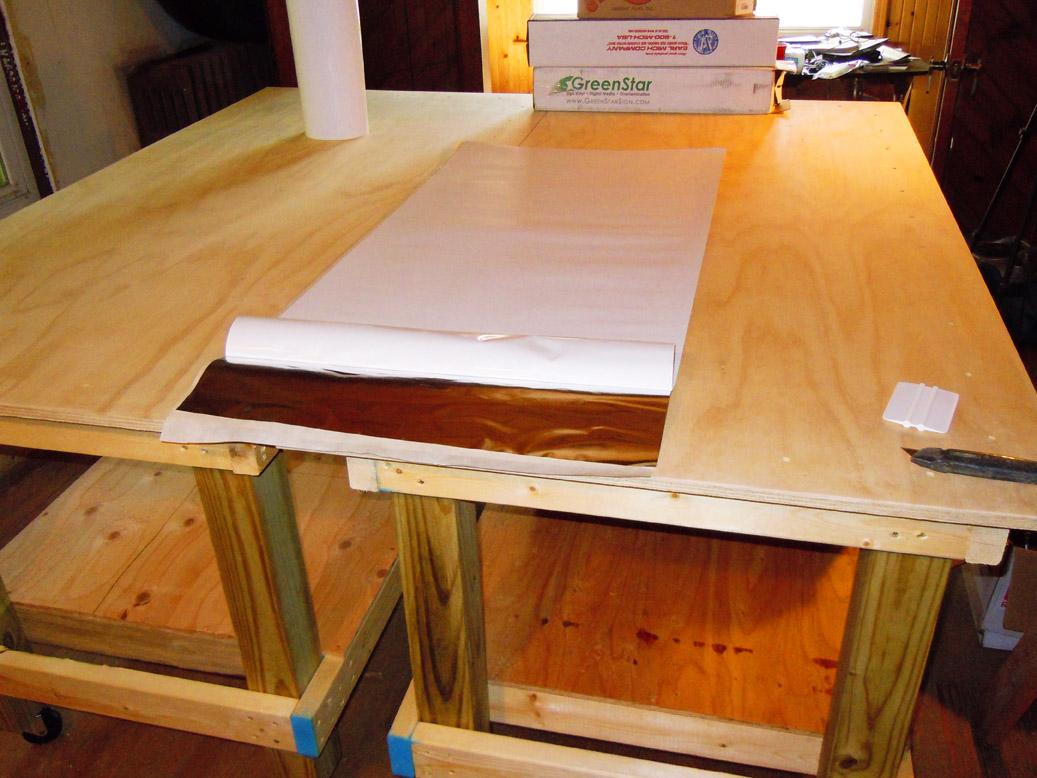 Gentil RTape Corporation | Building Work Tables